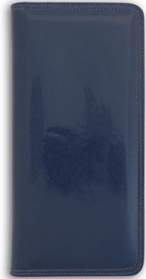 Визитница Index ICC128/1/BL 128 шт синий