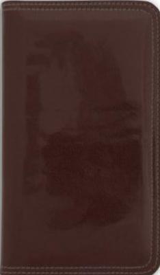 Визитница Index ICC96/1/BR 96 шт коричневый 237х125 мм, кожзам,