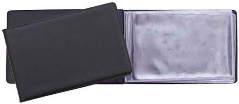 Визитница Panta Plast 03-0730-2/Черн 24 шт черный
