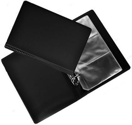 Визитница Panta Plast 03-3042-2/Черн 120 шт черный