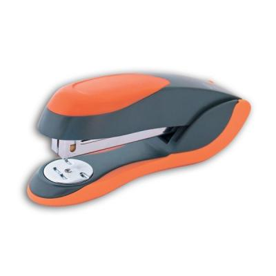 Степлер FUSION, скоба № 24/6, на 20 листов, металлический корпус, серый/оранжевый IFS720GY/OR степлер index ims310 gy 20 листов