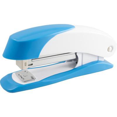 Степлер Н400, скоба №24/6, сшивает до 20 листов, голубой 2630110 цена