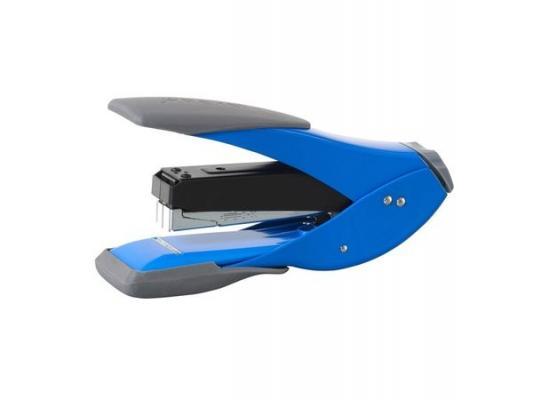 Степлер Easy Touch 30, 24/6 и 26/6, на 30 листов, синий 2102637 степлер rexel gazelle 24 6 26 6 серебристо салатовый