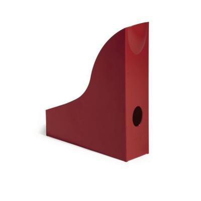 Лоток вертикальный BASIC для журналов, красный, 73 x 306 x 241мм 1701711-080