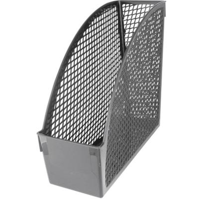 Картинка для Накопитель вертикальный сетчатый ЭКОНОМ, серый IT843Gy
