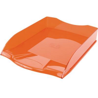 Лоток для бумаг горизонтальный ПРЕМИУМ, красный IT806Rd