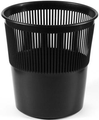 Корзина для бумаг SPONSOR SWB-12bk 12л черная
