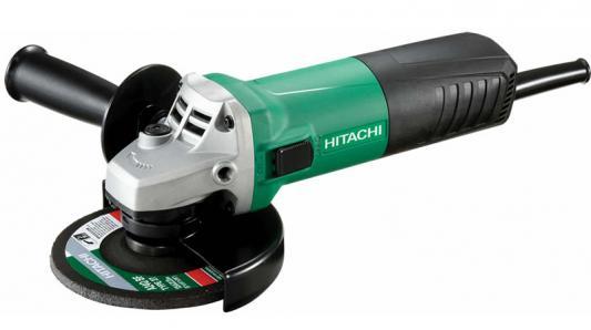 Угловая шлифомашина Hitachi G13SR4-NU 730Вт 125мм + алмазный диск