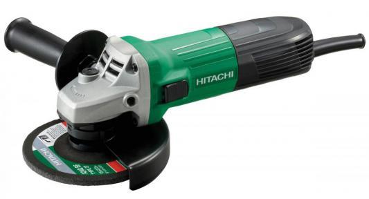 Угловая шлифомашина Hitachi G13SS2-NU 580Вт 125мм + алмазный диск