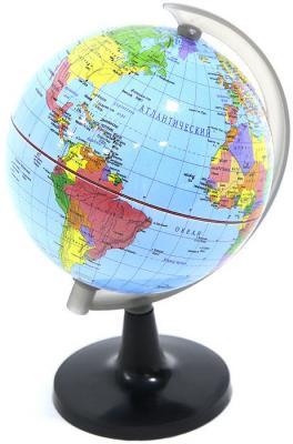 Глобус политический, 10.6 см, в блистерной упаковке, новая карта RG106/POL/new