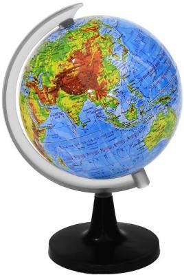 Глобус физический, 10.6 см, в блистерной упаковке RG106/PH