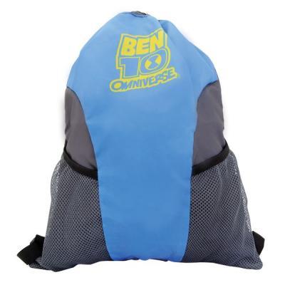 Мешок-рюкзак для обуви BEN10, разм. 43х34cm, с карманом на молнии BT-ASS4008/1 недорого
