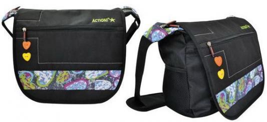 Сумка Action! AB14015 черный  AB14015