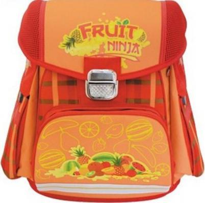Ранец с рельефной спинкой Action! FRUIT NINJA красный оранжевый FN-ASB2019/5 new hot ninja cyborg genji pvc action figure collectible model toy 25cm 3 styles
