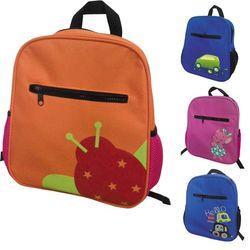 Купить Рюкзак Action! AKB0009 розовый синий оранжевый принт в ассортименте, розовый, синий, оранжевый, принт, ткань, Ранцы, рюкзаки и сумки