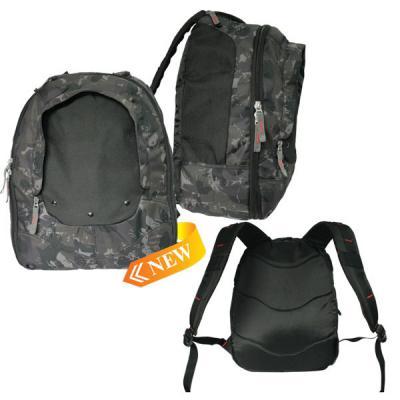 Школьный рюкзак Action! черный  AB11023