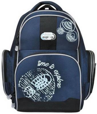 Рюкзак с анатомической спинкой Action! DISCOVERY синий DV-ASB7001/1 DV-ASB7001/1