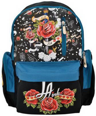 Рюкзак с уплотненной спинкой Action! DISCOVERY INK разноцветный DI-AB11033/1 DI-AB11033/1