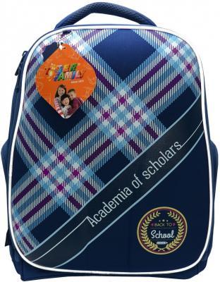 Рюкзак с анатомической спинкой Tiger Enterprise Expert style Academia of Scholars 20 л синий 21112/A/TG 21112/A/TG