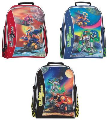 Школьный рюкзак Tiger Enterprise The Outer Space разноцветный 2822/TG в ассортименте tiger enterprise рюкзак детский atiu цвет зеленый