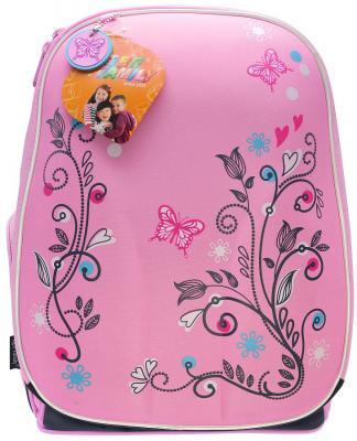 Школьный рюкзак с анатомической спинкой Tiger Enterprise Expert style: Butterfly 20 л розовый 21112/B/TG 21112/B/TG рюкзак с анатомической спинкой tiger enterprise joyful birdie 2919 tg в ассортименте 2919 tg