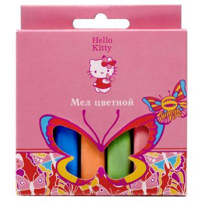 Мелки школьные Action HELLO KITTY 6 цветов 6 штук от 1 года HKO-ACC-6