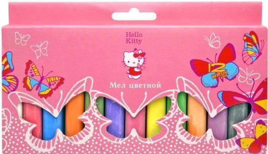 Мелки для асфальта Action HELLO KITTY 12 цветов 12 штук от 3 лет HKO-ACC-12