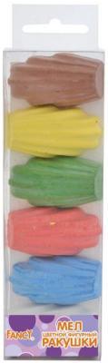 Набор мелков Action FANCY 6 цветов 6 штук от 3 лет FCCF-6/2 фигурные масляные карандаши action fancy 12 штук 12 цветов от 3 лет fop200 12