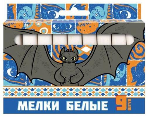 Мелки школьные Action DRAGONS 1 цвет 9 штук от 6 лет DR-CW-9 [show z store] [pre order] cloud 9 w 01c quakeblast clear version c9 cloud9 quakeblast quake blast transformation action figure