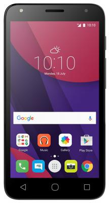 "Смартфон Alcatel PIXI4 5010D черный 5"" 8 Гб Wi-Fi GPS 3G"