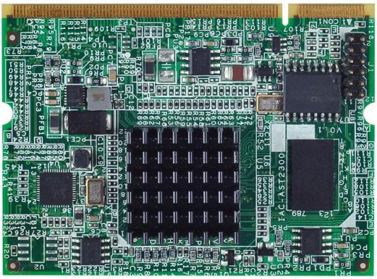 Сетевой адаптер Lanner IAC-AST2300