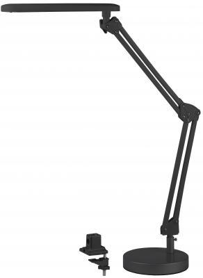 Настольная лампа Эра черный NLED-440-7W-BK лампа эра ne 303 e14 15w bk black б0001688