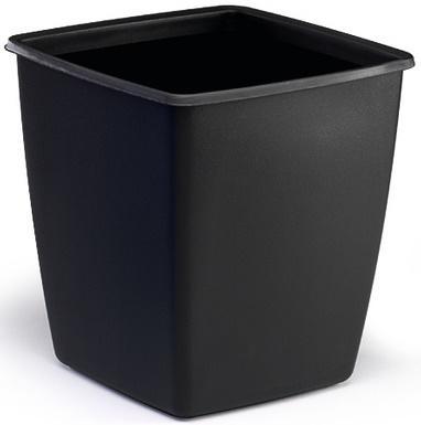 Корзина для бумаг Durable Optimo 16 черная 1701579-221