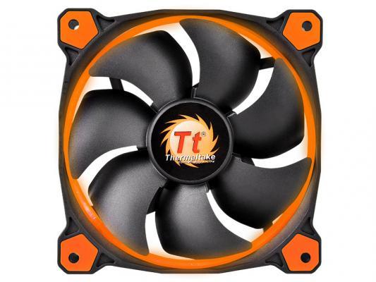 Вентилятор Thermaltake Riing 12 LED оранжевая подсветка 120x120x25 24.6dB CL-F038-PL12OR-A