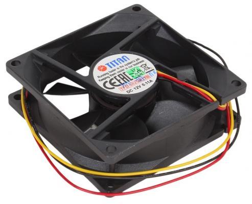 Вентилятор Titan TFD-8025M12B 80mm 2500rpm строительный уровень ada titan 60 plus
