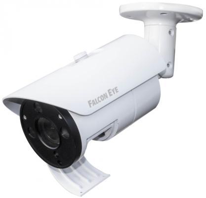 """Видеокамера Falcon EYE FE-IPC-BL300PVA CMOS 1/2.8"""" 12 мм 2048 x 1536 H.264 MJPEG RJ-45 LAN PoE белый"""