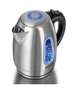 Чайник Redmond RK-M183 2000 Вт серебристый 1.7 л металл кофеварка redmond rсm 1502