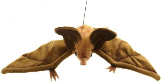 Купить Мягкая игрушка Hansa Коричневая летучая мышь парящая, 37 см 3064М, коричневый, Животные