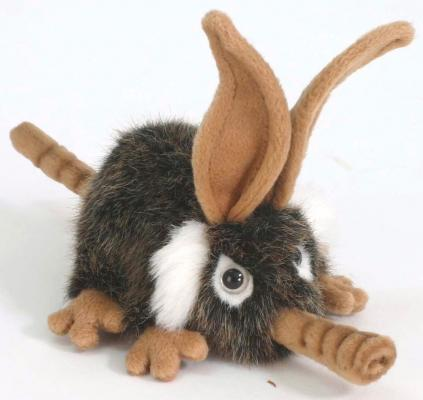 Мягкая игрушка лесной тролль Hansa Лесной тролль синтепон искусственный мех разноцветный 15 см 5827