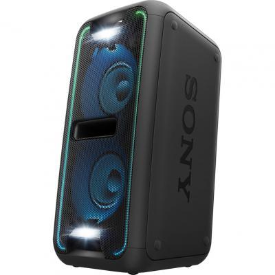 Минисистема Sony GTK-XB7 черный 2 стула садовых складных exodor