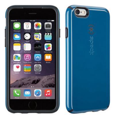 Чехол Speck CandyShell для iPhone 6 iPhone 6S синий серый 73424-C057
