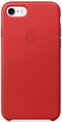 Накладка Apple Leather Case для iPhone 6S Plus красный MKXG2ZM/A fashion 360 rotating case for ipad pro 12 9 inch litchi leather stand back cover apple fundas