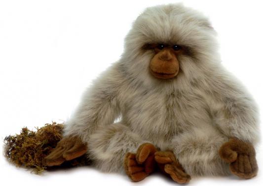 Мягкая игрушка обезьянка Hansa Обезьяна Салем искусственный мех синтепон разноцветный 24 см 3228О
