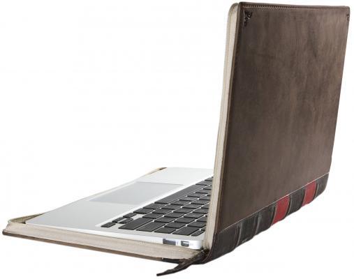 Чехол для ноутбука 12 Twelve South BookBook коричневый 12-1507