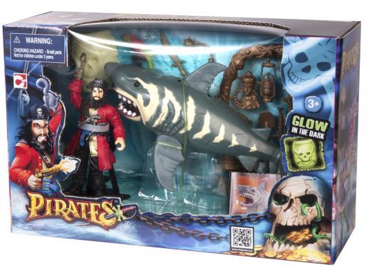 Игровой набор CHAP MEI Пираты. Нападение акулы 505210-1 игровой набор chap mei пираты нападение акулы 505210 1