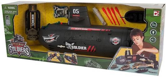 Игровой набор Chap Mei Нано-Армия. Подводная лодка с наполнением (звук, свет) 524052