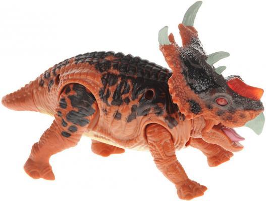 Интерактивная игрушка Chap Mei Пахиринозавр 520008-3 от 3 лет разноцветный 520008-3