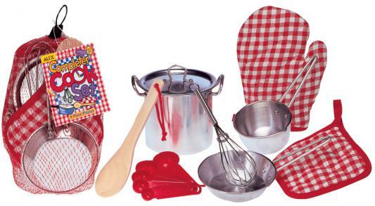 Набор посуды Alex Все для повара металлическая 13R