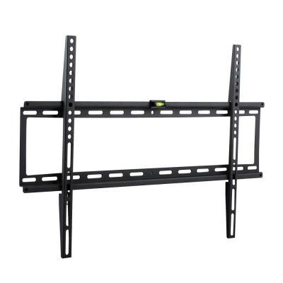 """Кронштейн Kromax IDEAL-1 черный LED/LCD 32-70"""" 20 мм от стены VESA 600x400 max 50 кг цена и фото"""