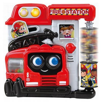 Развивающая игрушка PLAYGO Пожарная станция развивающая игрушка умка пожарная машинка со стихами м дружининой